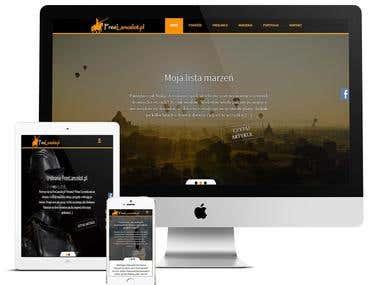 Projekt podróżniczy - FreeLancelot.pl