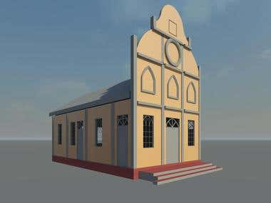 3D Revit sample