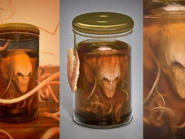 Devil in a Jar !!
