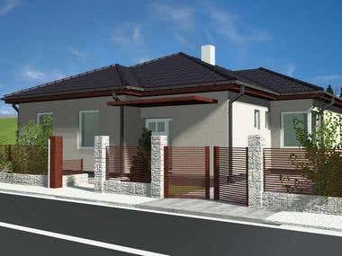 Family House Bukovac