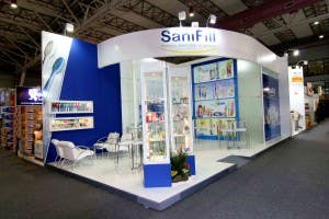 Stand Sanifill