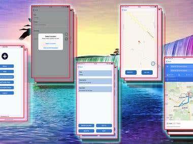 Note Mark IOS app