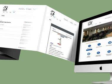 STC-India Website (Wordpress)