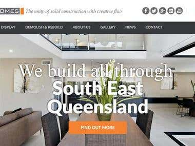 Complete SEO for http://www.nuvohomes.com.au/