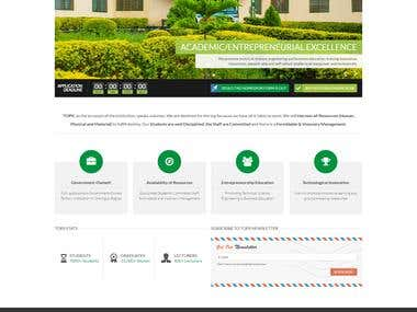 Online Student Portal