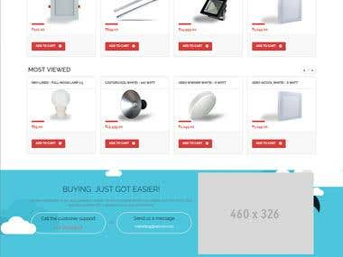 Led- Rallsion India E- Commerce