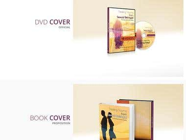 Book & DVD Cover