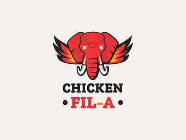 Chicken Fil-A - branding