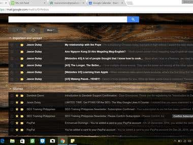 Email Handling - Filtering