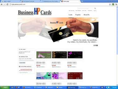 http://www.hpbusinesscards.com/