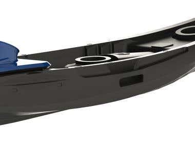 Kayak Render