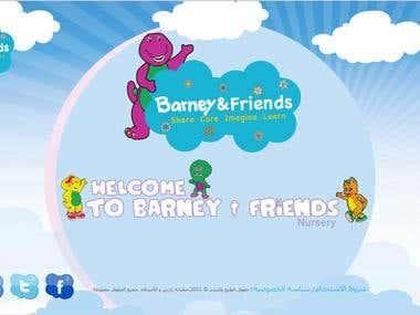 Barney & Friends: http://www.barneykw.com/