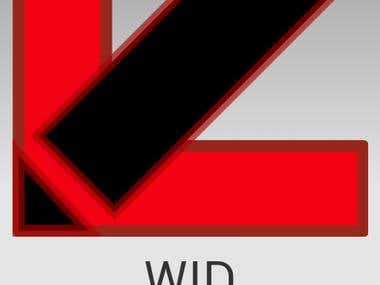 Wid. Cordova based Android app