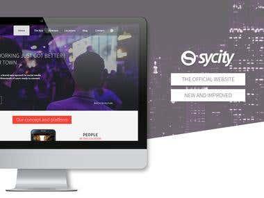 Sycity Website | www.sycity.ro @razgraf