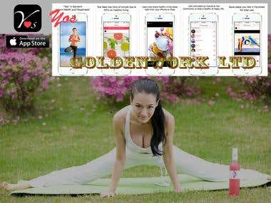 Yos - Women's Health & Fitness Community App
