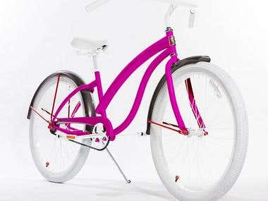 Product Recolor (Bike)