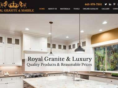 Royal Granite and Marble | Granite Countertops | Salisbury