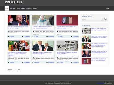 Blog Website http://www.dailyblog.info