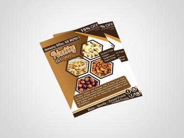 Leaflet - brochure Design