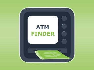 ATM Finder and Locator
