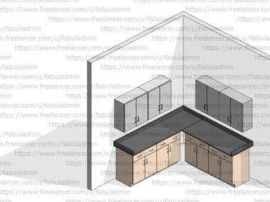 """Casework project"" - REVIT BIM object development proposal"