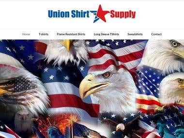 Union SHIRT Suppply