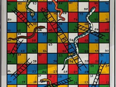 Snake And Ladder Game