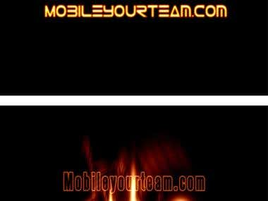 """Mobile your team"" LOGO DESIGN"