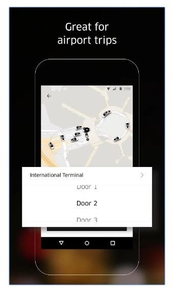 Taxi Application With Android & IOS