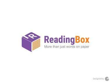 ReadingBox Logo by ColourCargo