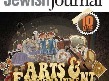 SDJJ magazine cover