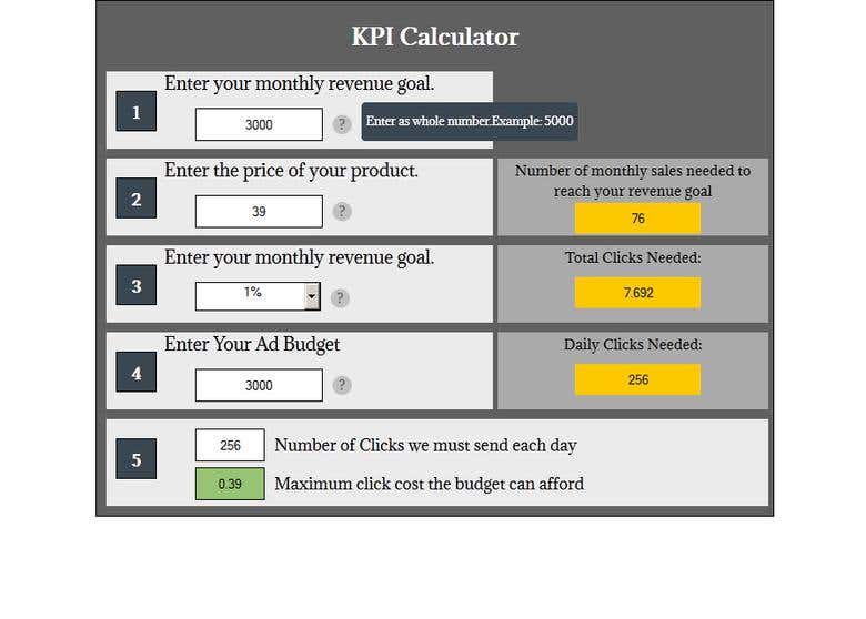 JavaScript Calculator | Freelancer