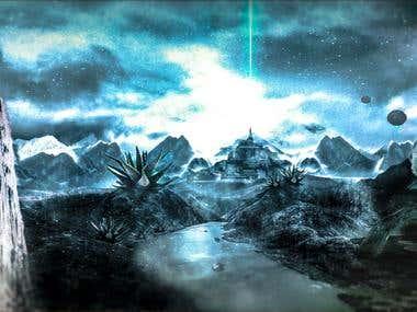 Coldian planet C12