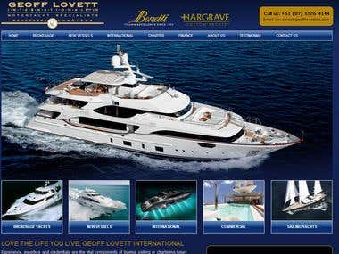Geoff Lovett International Yacht Brokers Australia