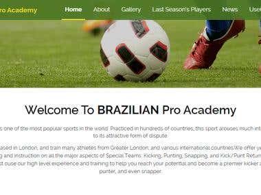 Brazilian ProAcademy
