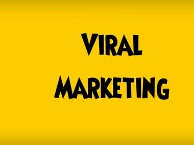 Viral Marketing Promo Video