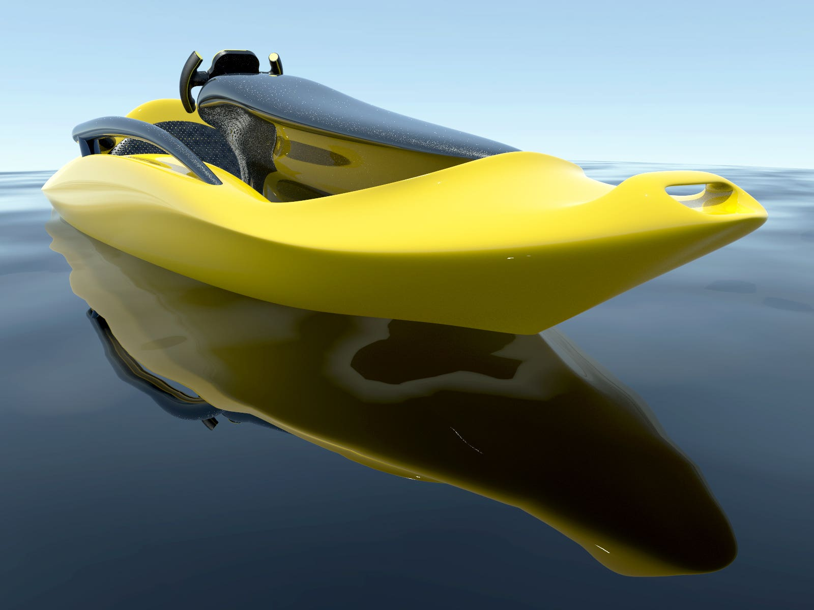 Electrical Kayak