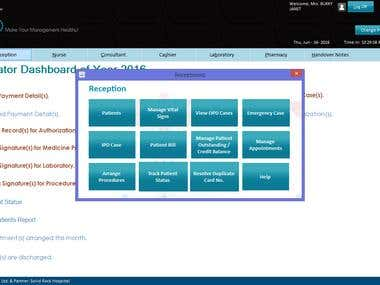 Medical Record management System (Health care Portal)