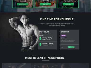 LUKE Yeo Fitness