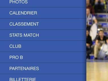 PB86 - Sports Team App