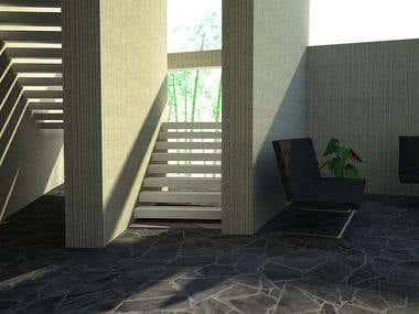 A Conceptual Architecrural Project