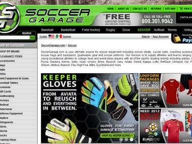 www.soccergarage.com