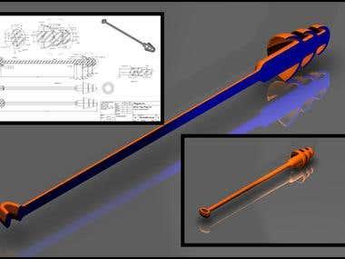 Molded Silicone Earplug Design