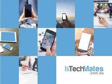 Tech Company PowerPoint presentation