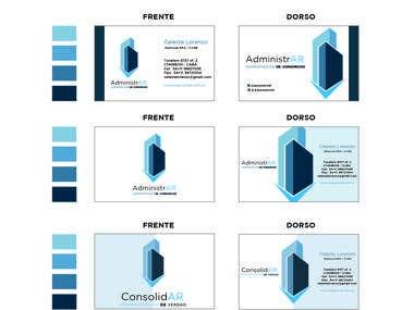 Diseño de tarjeta personal para un cliente particular
