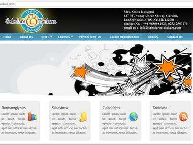 scholarsnthinkers.com