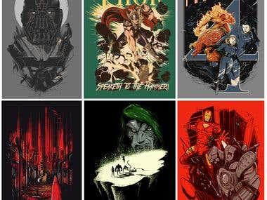 Marvel Print