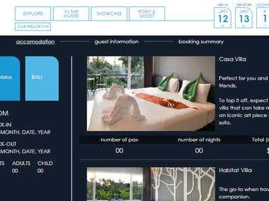 Full Hotel Booking System