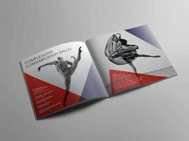 Design for Complexions Contemporary Ballet