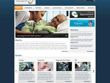 JJIVF Hospital Site